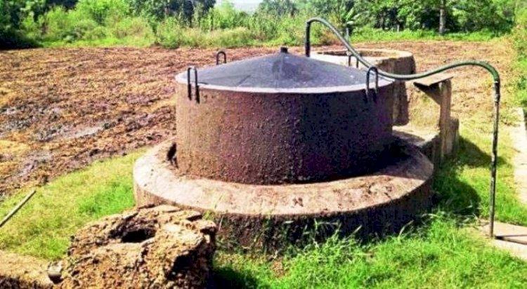 झाँसी : ग्राम पंचायत-लुहरगांवघाट में जल्द स्थापित होगा मॉडल बायोगैस प्लान्ट