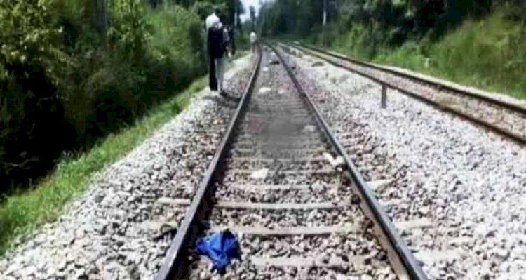 खजुराहो रेलवे ट्रैक पर अज्ञात युवक का शव मिलने से मचा हड़कंप