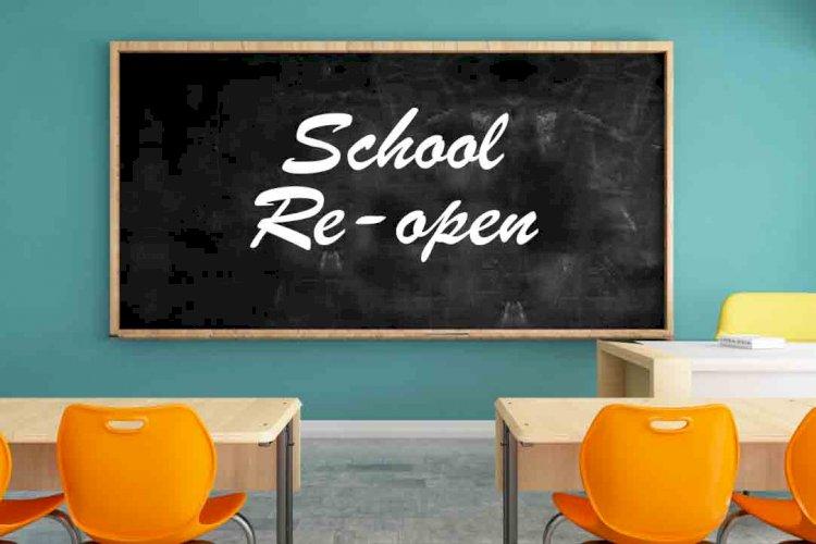 उत्तर प्रदेश के माध्यमिक विद्यालय 16 से खुलेगें, मुख्यमंत्री योगी आदित्यनाथ यह निर्देश दिए