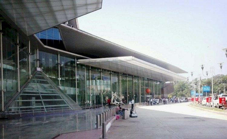 लखनऊ एयरपोर्ट की सुरक्षा होगी हाईटेक, वाहनों की जांच के लिए बनेंगे नए चेक पोस्ट