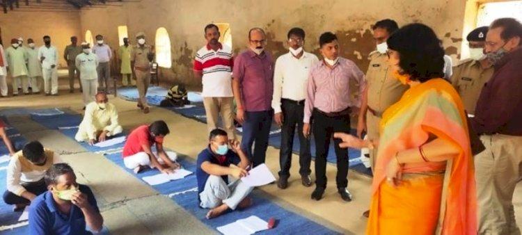 मुक्त विवि की परीक्षाएं शुरू, नैनी जेल में 24 कैदियों ने दी परीक्षा