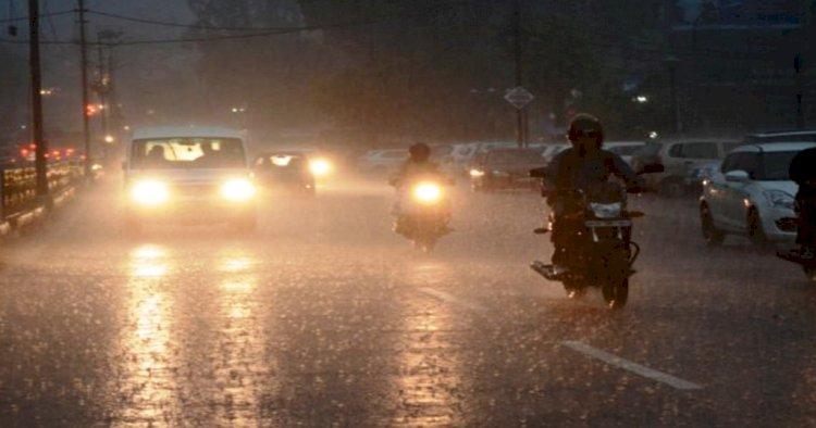 मानसून ( monsoon ), rains in up