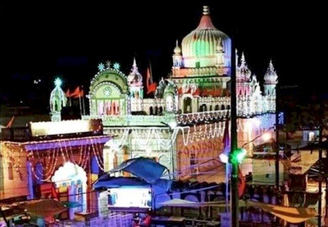 panna radhe krishna temple