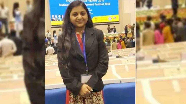 बुंदेलखंड की बेटी कात्यायिनी अमेरिका में आतंकवाद पर करेंगी शोध