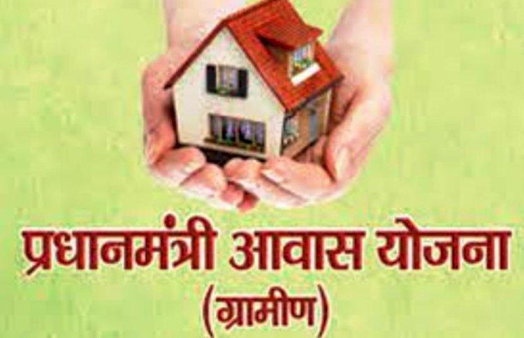 पीएम आवास योजना : मुख्यमंत्री योगी आदित्यनाथ बुधवार को 05.51 लाख लाभार्थियों को बांटेंगे चाभी