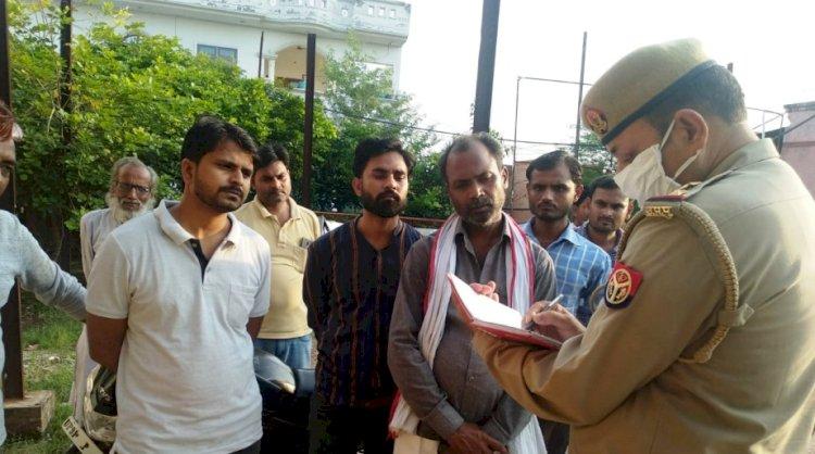 हमीरपुर : ट्रक की टक्कर से बैंक प्रबंधक समेत दो की मौत