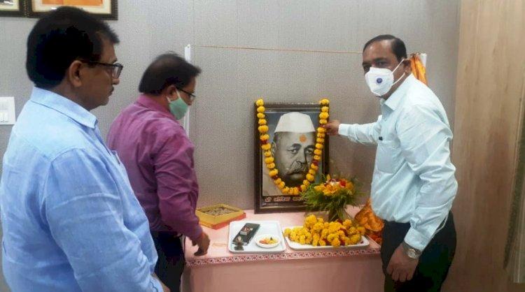 बल्लभ पंत महान देशभक्त व कुशल प्रशासक थे : मण्डलायुक्त डा.अजय शंकर पांडेय