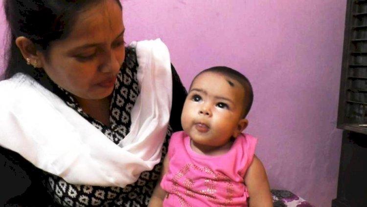 नन्ही बच्ची को लगना है 16 करोड़ का इंजेक्शन, मां ने की प्रधानमंत्री से अपील