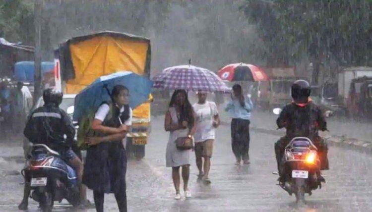 उत्तर प्रदेश में आगामी 4 दिनों तक जारी रहेगी बारिश की गतिविधियां