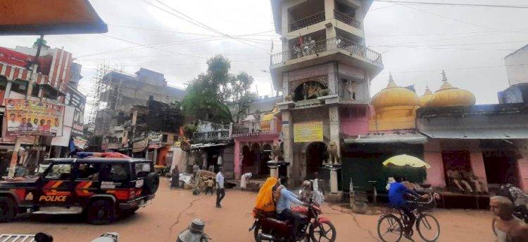 बांदा शहर के प्राचीन मंदिर महेश्वरी देवी (The ancient temple of Banda city Maheshwari Devi)