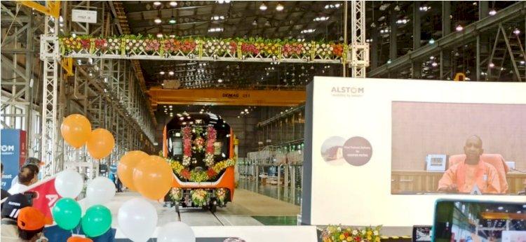 प्रोटोटाइप मेट्रो ट्रेन (prototype metro train)