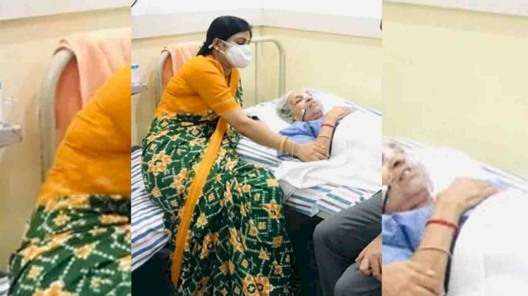 केन्द्रीय मंत्री अनुप्रिया पटेल की सास का निधन, चित्रकूट में होगा अंतिम संस्कार