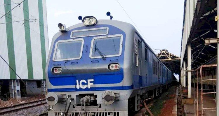 बांदा झांसी पैसेंजर मेमू रैक पर चलेगी, रेलवे ने दी हरी झण्डी
