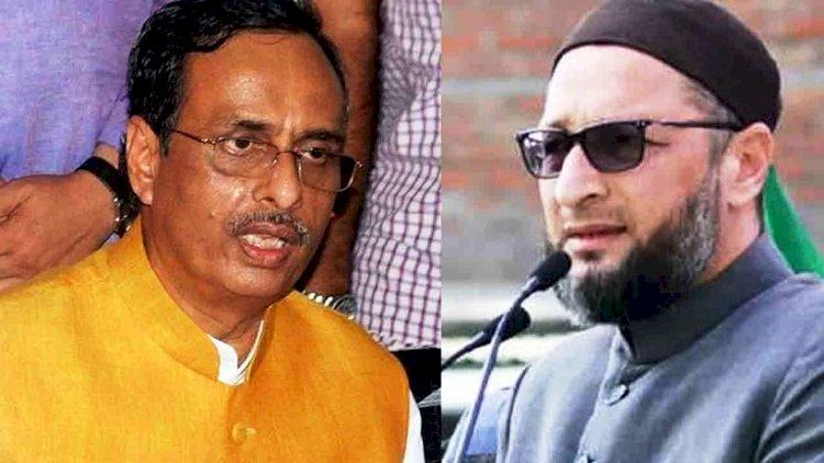 चुनाव में उतरने से पहले यूपी के मिजाज को समझे हैदराबाद का बहुरुपिया : डा. दिनेश शर्मा