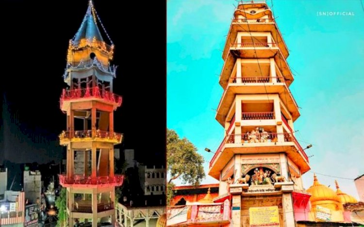 महेश्वरी देवी मंदिर (Maheshwari Devi temple)