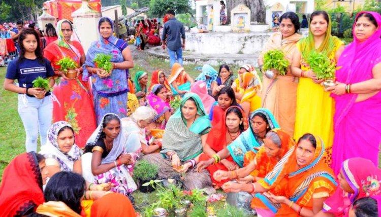 महालक्ष्मी पर्व (Mahalaxmi festival)