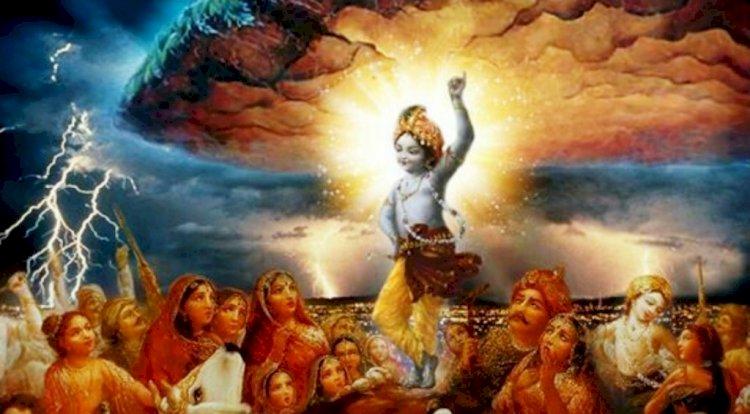 भगवान श्रीकृष्ण के जीवन में राष्ट्रीयता की झलक