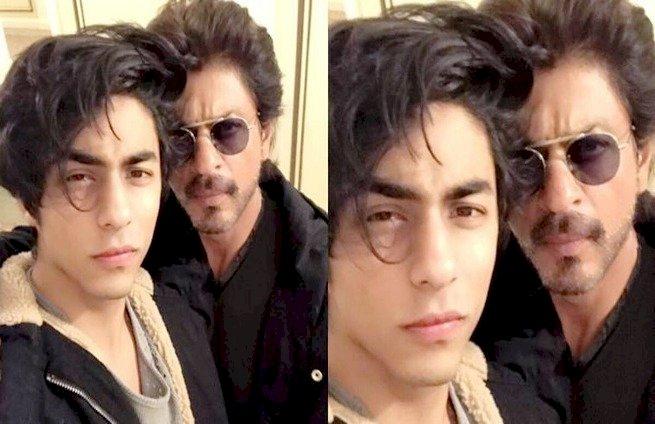 शाहरुख खान के बेटे आर्यन (Shahrukh Khan's son Aryan)