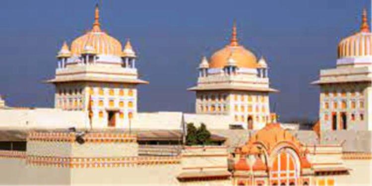 ओरछा राजा राम मंदिर (orchha raja ram mandir)