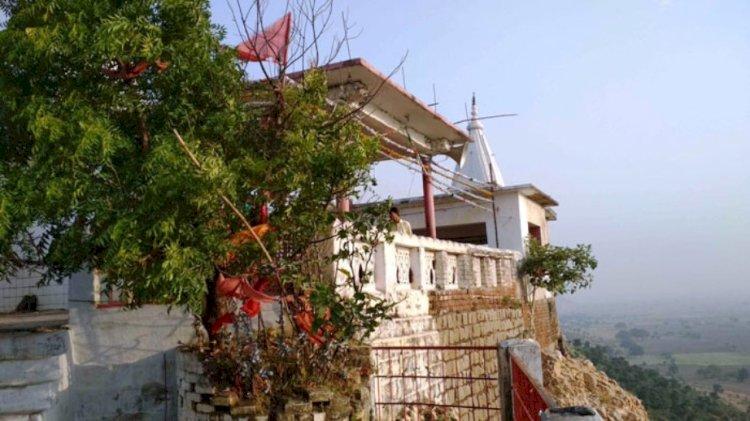 कन्या से विवाह को दो बारातें आ गई, गुस्से में कन्या पहाड़ में समाई, जहां अर्द्धकुंवारी का मंदिर