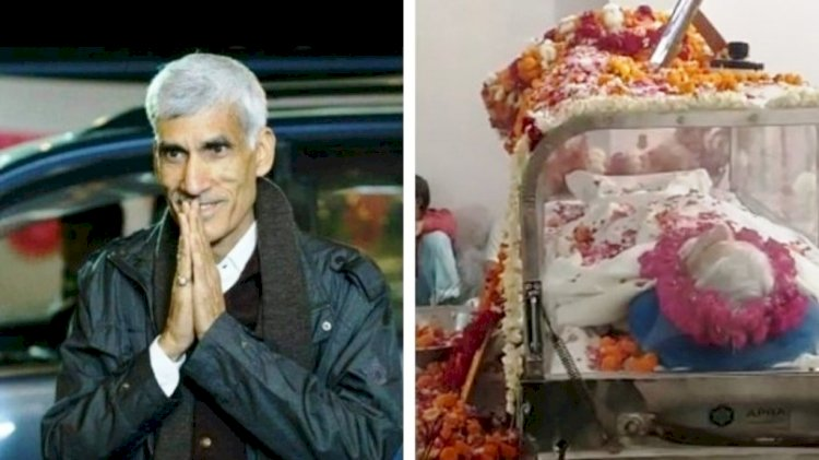 हमीरपुर/महोबा के पूर्व सांसद राजनारायण बुधौलिया का निधन, मुख्यमंत्री ने जताया शोक