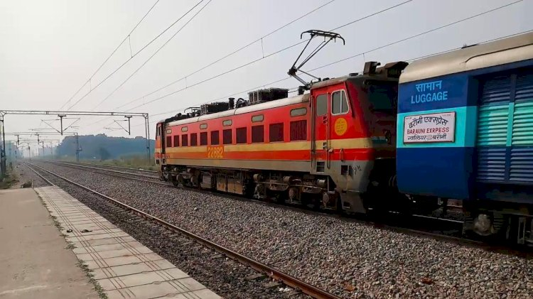 ग्वालियर से बरौनी साप्ताहिक ट्रेन (Gwalior to Barauni weekly train)