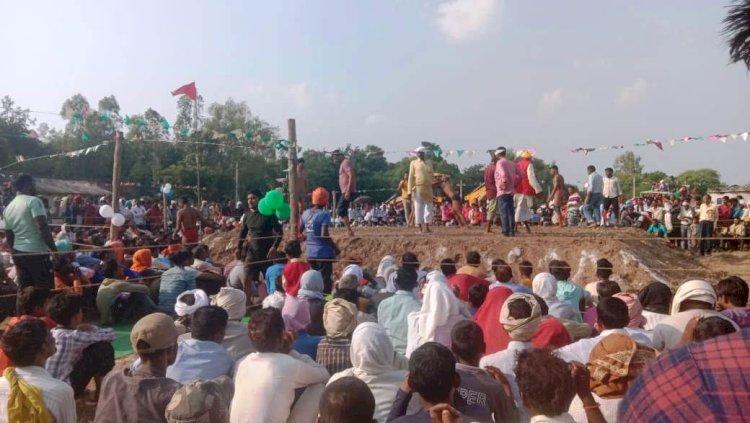 चित्रकूट में विराट दंगल (Virat Dangal in Chitrakoot)