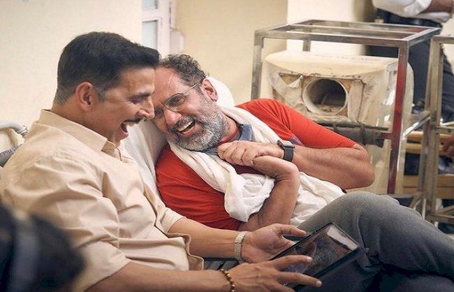 अक्षय कुमार ने पूरी की रक्षाबंधन की शूटिंग, तस्वीर शेयर कर लिखी ये बात